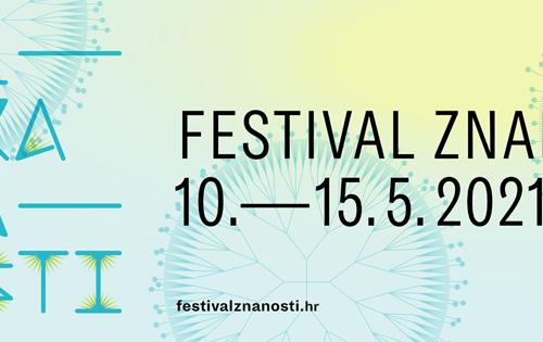 FESTIVAL ZNANOSTI 2021