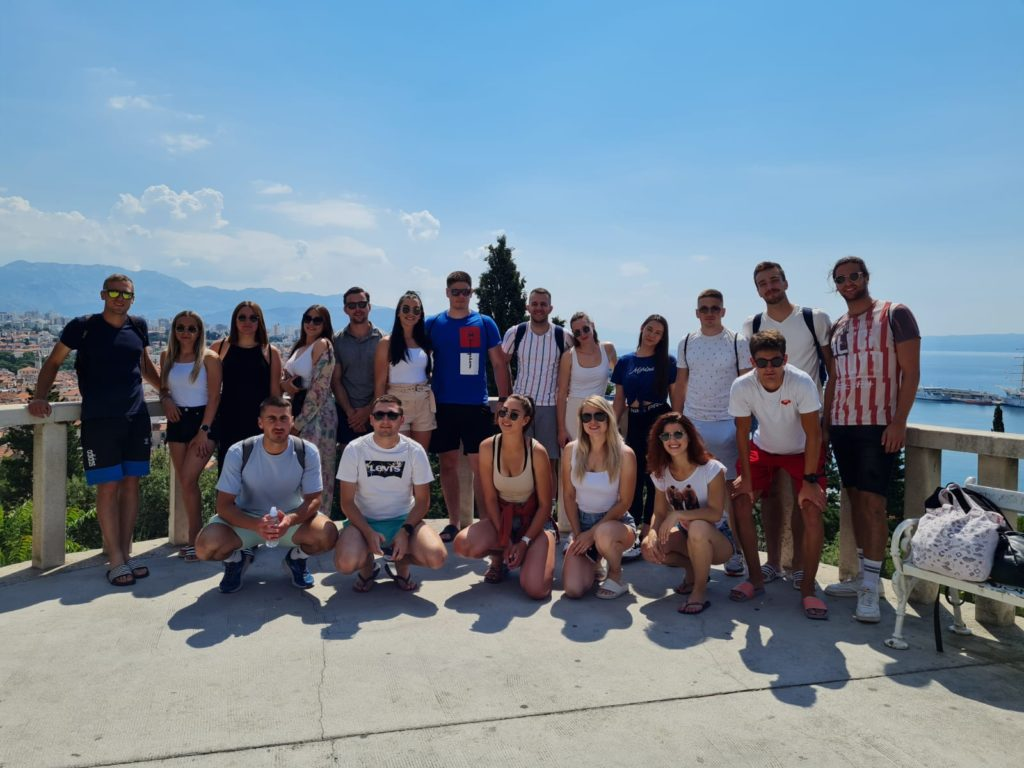 Posjet Kineziološkom fakultetu u Splitu